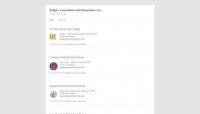 Bulger, Lenardson & Associates
