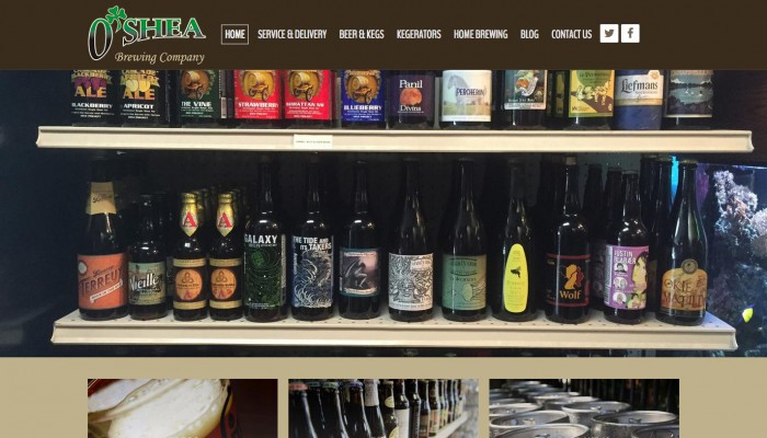 O'Shea Brewing Company