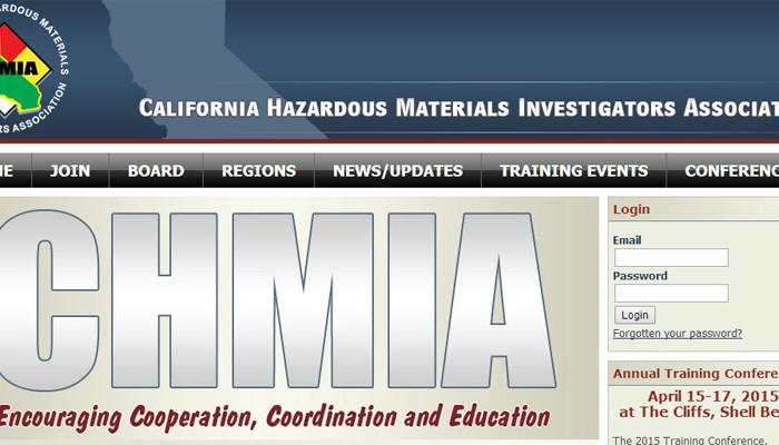 CA Hazardous Materials Investigators Association