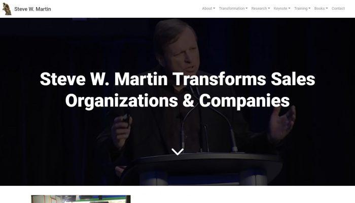 Steve W. Martin