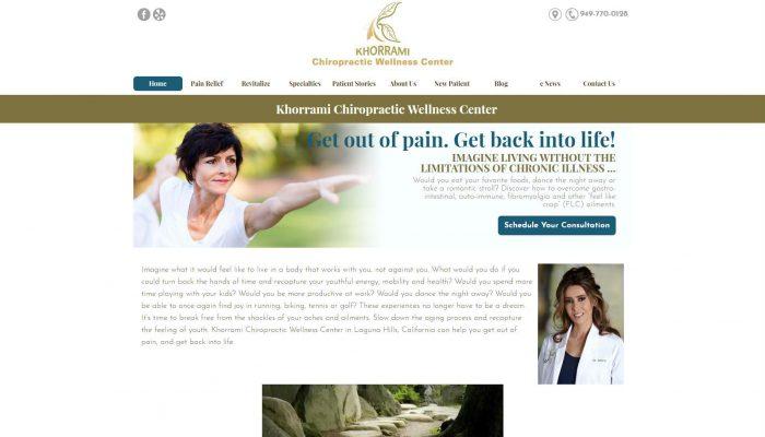 Khorrami Chiropractic Wellness Center