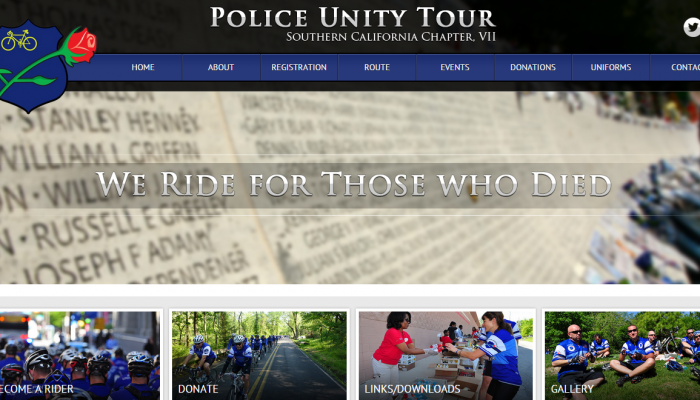 Police Unity Tour - Southern California Chapter, VII