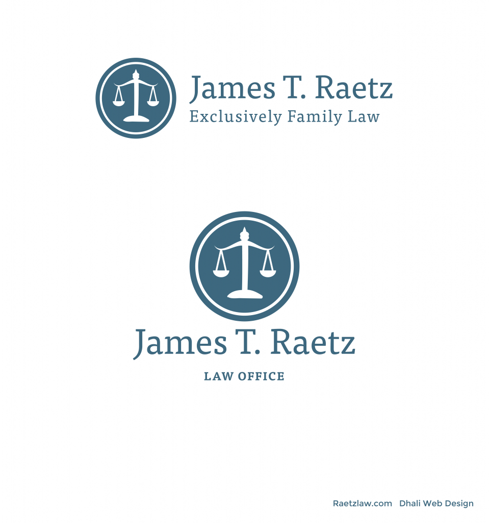 Raetz Law Branding