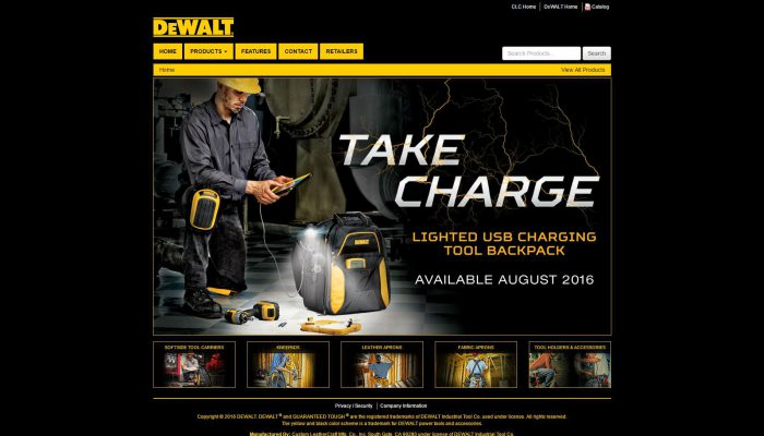 DeWALT Work Gear