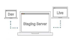 staging-server
