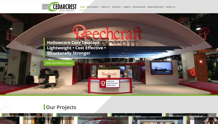CedarCrest Wood Products
