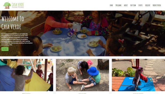 Casa Verde Childcare Preschool